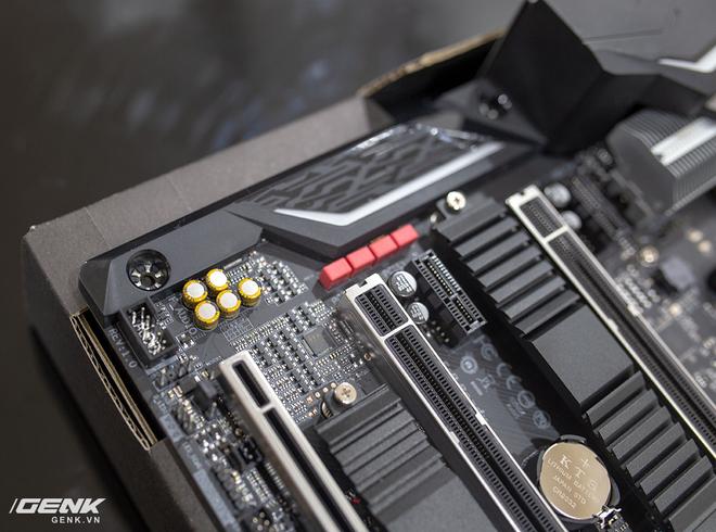 Sản phẩm HOT trong tuần: Bộ đôi trai tài gái sắc AMD Ryzen R5 2600X + Gigabyte X470 Aorus Gaming 7 Wifi - Ảnh 9.