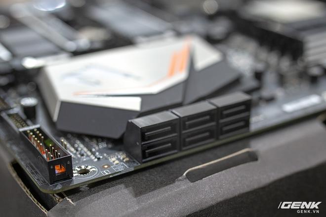Sản phẩm HOT trong tuần: Bộ đôi trai tài gái sắc AMD Ryzen R5 2600X + Gigabyte X470 Aorus Gaming 7 Wifi - Ảnh 11.