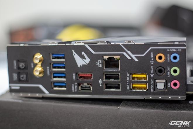 Sản phẩm HOT trong tuần: Bộ đôi trai tài gái sắc AMD Ryzen R5 2600X + Gigabyte X470 Aorus Gaming 7 Wifi - Ảnh 13.