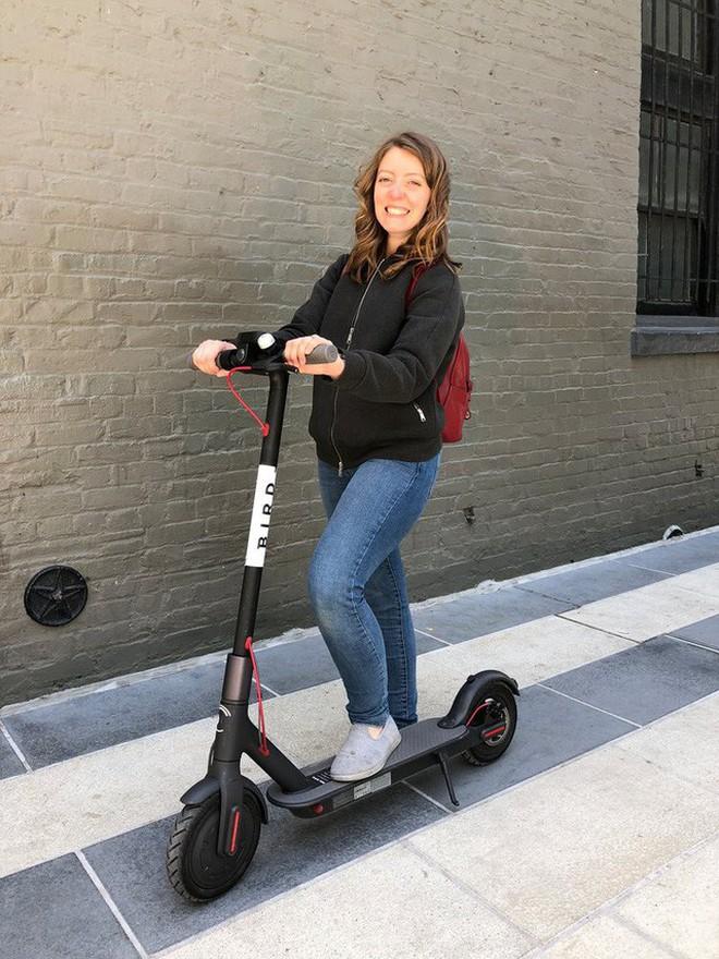 Startup cho thuê xe điện trị giá 100 triệu USD làm thế nào để khách có thể dùng xe xong là vứt đâu cũng được? - Ảnh 10.