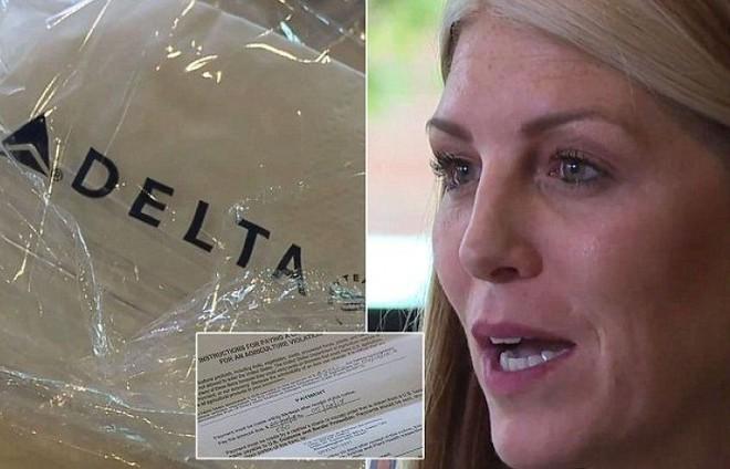 Người phụ nữ này bị phạt 500 USD vì mang theo quả táo trên máy bay - Ảnh 1.