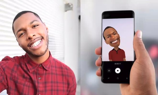 Bằng sáng chế của Samsung tiết lộ tính năng gọi video với AR Emoji - Ảnh 1.