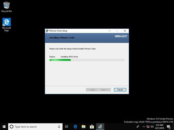 Microsoft đang phát triển Windows 10 Lean Edition dành cho các thiết bị có dung lượng ổ cứng hạn chế - Ảnh 2.