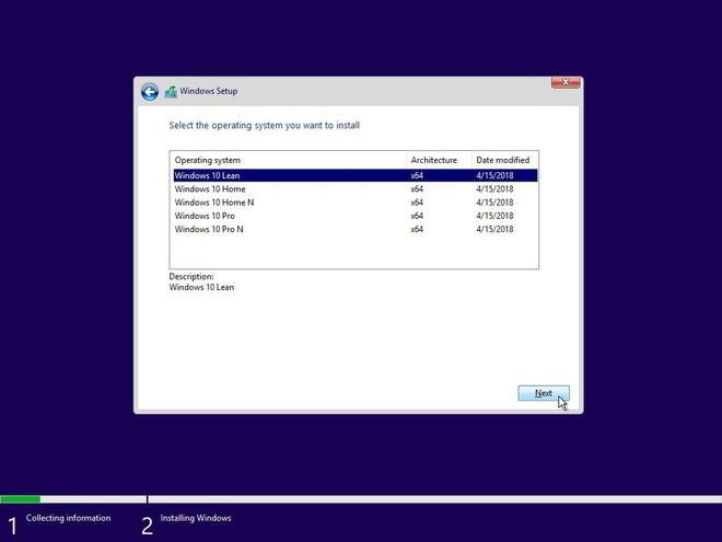 Microsoft đang phát triển Windows 10 Lean Edition dành cho các thiết bị có dung lượng ổ cứng hạn chế - Ảnh 1.