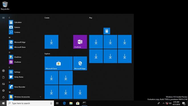Microsoft đang phát triển Windows 10 Lean Edition dành cho các thiết bị có dung lượng ổ cứng hạn chế - Ảnh 3.
