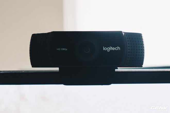 Logitech C922 Pro Stream: Webcam lý tưởng dành cho streamer chuyên nghiệp - Ảnh 4.