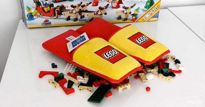 Đây là giải pháp chống lại những cú đau điếng người do vô tình giẫm phải đồ chơi Lego - Ảnh 3.