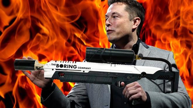 Dự án không tưởng tiếp theo của Elon Musk: Một con rồng máy - Ảnh 2.