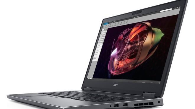 Dell trình làng bốn mẫu máy trạm di động Precision mới, trang bị chip Core i9, card đồ họa NVIDIA Quadro - Ảnh 1.