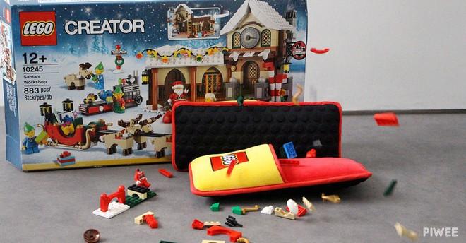 Đây là giải pháp chống lại những cú đau điếng người do vô tình giẫm phải đồ chơi Lego - Ảnh 5.