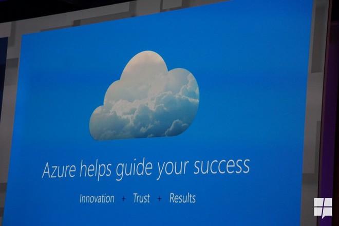 Microsoft Q1/2018: Doanh thu Azure tăng tới 93%, doanh thu dịch vụ cao cấp tăng trưởng ba con số - Ảnh 1.