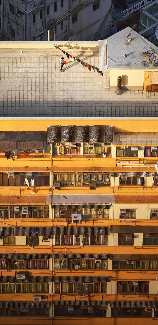 [Ảnh] Concrete stories: Cuộc sống muôn màu trên những tầng thượng của Hồng Kông - Ảnh 10.