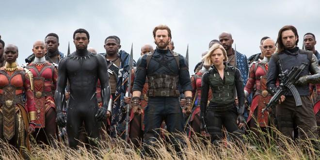 Avengers: Infinity War: tiệm cận sự hoàn hảo dành cho một bộ phim Siêu anh hùng - Ảnh 2.
