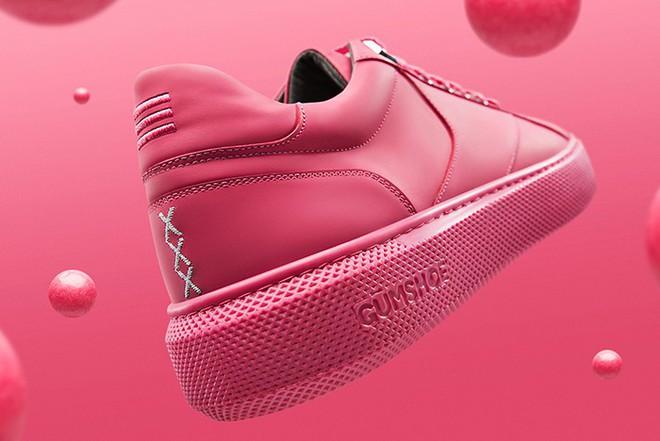 Amsterdam ra mắt mẫu sneakers với phần đế làm từ bã kẹo cao su tái chế - Ảnh 9.