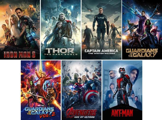 Trình tự đúng nhất để xem lại các phim trong vũ trụ điện ảnh Marvel trước khi Avengers: Infinity War ra rạp - Ảnh 2.