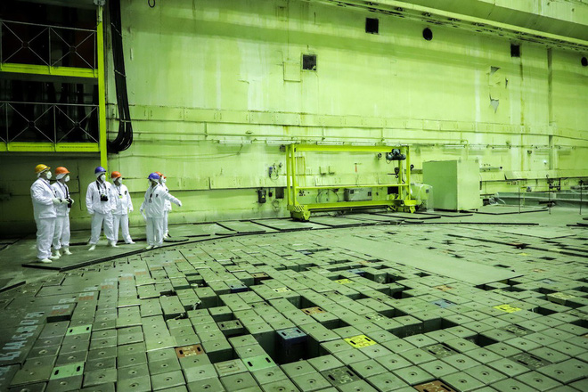 Lò phản ứng số 2 đã đóng cửa vào năm 1991, nhưng quá trình tháo dỡ nó phải mất đến 65 năm.