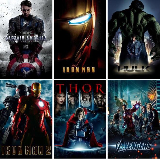 Trình tự đúng nhất để xem lại các phim trong vũ trụ điện ảnh Marvel trước khi Avengers: Infinity War ra rạp - Ảnh 1.