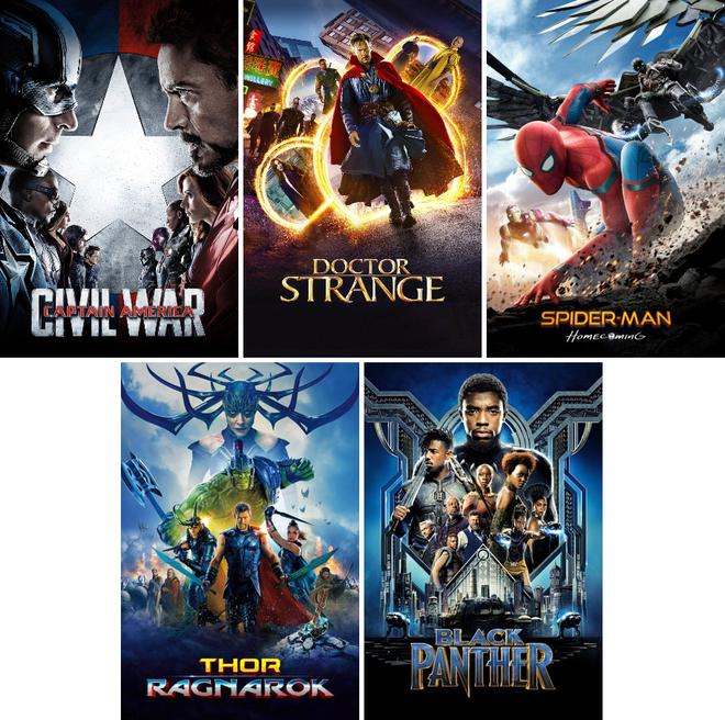 Trình tự đúng nhất để xem lại các phim trong vũ trụ điện ảnh Marvel trước khi Avengers: Infinity War ra rạp - Ảnh 3.