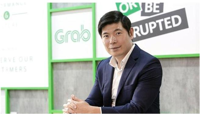 Anthony Tan, đồng sáng lập và CEO của Grab