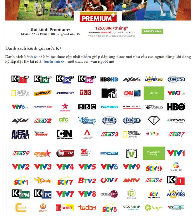 Chẳng đắt hơn VTVCab nhưng toàn kênh chất lượng...