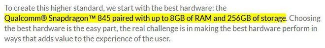Đích thân CEO Pete Lau đã xác nhận cấu hình quái vật của OnePlus 6.