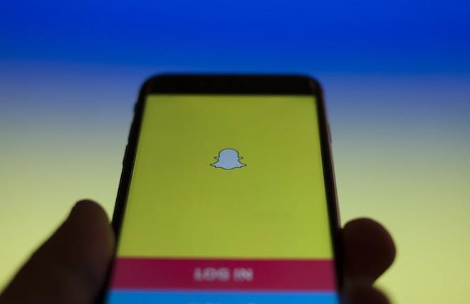 Sau Facebook, tới lượt Snap bị BlackBerry kiện vì vi phạm bằng sáng chế - Ảnh 1.