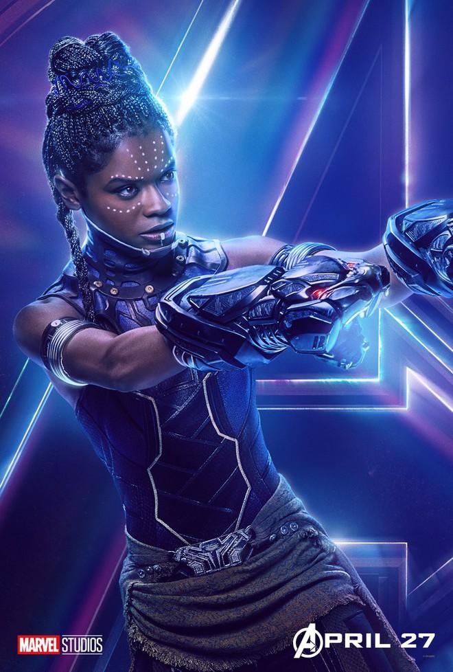 Marvel ra mắt loạt poster mới, khắc họa rõ nét chân dung những siêu anh hùng trong Avengers: Infinity War - Ảnh 4.