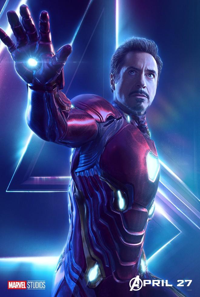 Marvel ra mắt loạt poster mới, khắc họa rõ nét chân dung những siêu anh hùng trong Avengers: Infinity War - Ảnh 7.