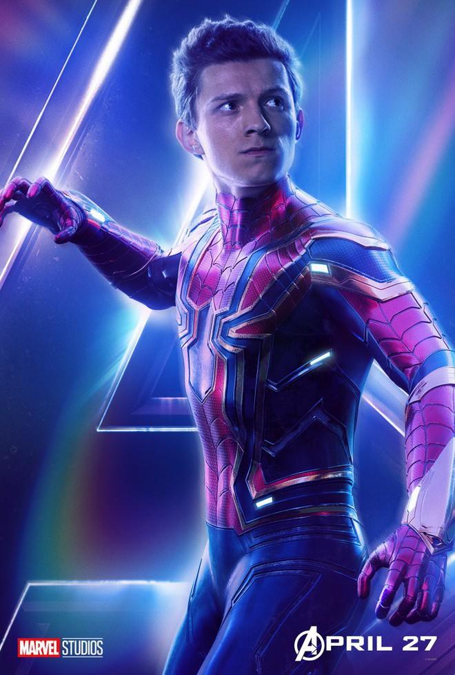 Marvel ra mắt loạt poster mới, khắc họa rõ nét chân dung những siêu anh hùng trong Avengers: Infinity War - Ảnh 9.