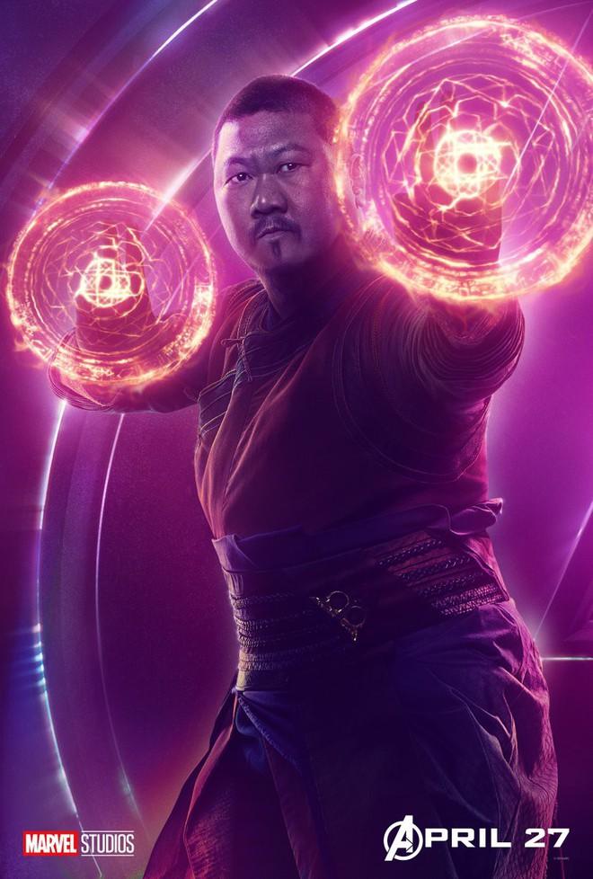 Marvel ra mắt loạt poster mới, khắc họa rõ nét chân dung những siêu anh hùng trong Avengers: Infinity War - Ảnh 10.