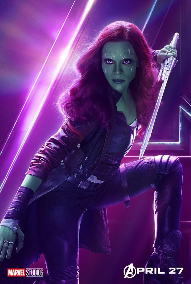 Marvel ra mắt loạt poster mới, khắc họa rõ nét chân dung những siêu anh hùng trong Avengers: Infinity War - Ảnh 11.