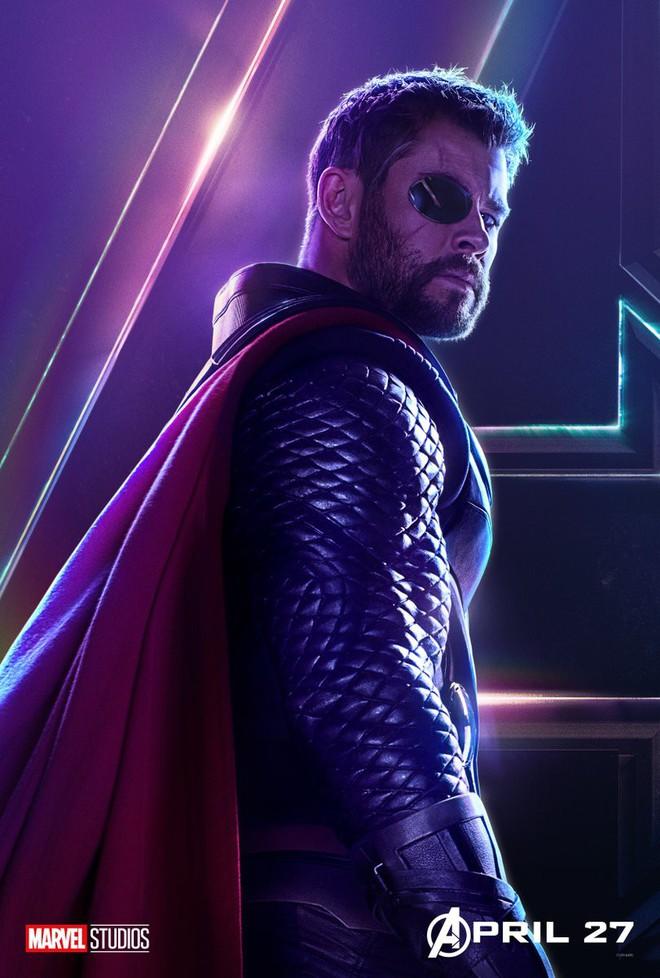 Marvel ra mắt loạt poster mới, khắc họa rõ nét chân dung những siêu anh hùng trong Avengers: Infinity War - Ảnh 12.