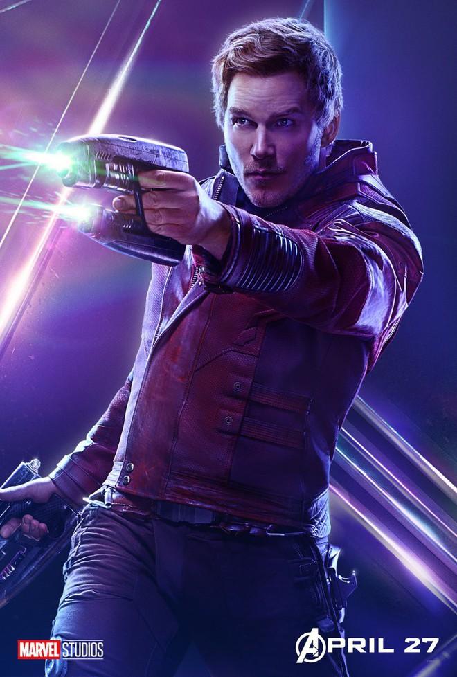 Marvel ra mắt loạt poster mới, khắc họa rõ nét chân dung những siêu anh hùng trong Avengers: Infinity War - Ảnh 13.