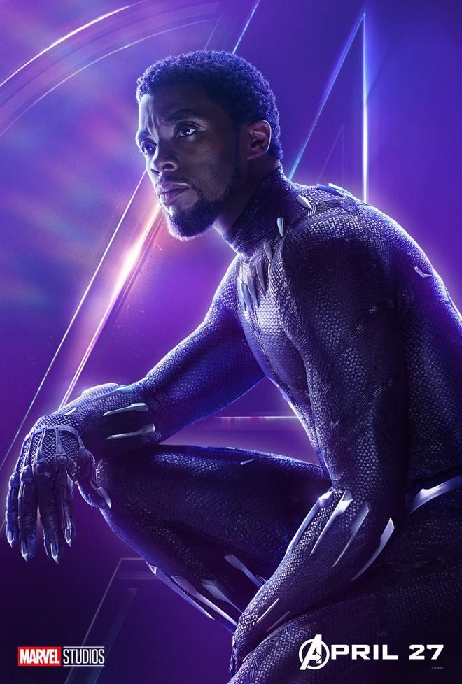 Marvel ra mắt loạt poster mới, khắc họa rõ nét chân dung những siêu anh hùng trong Avengers: Infinity War - Ảnh 15.