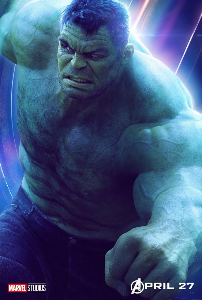 Marvel ra mắt loạt poster mới, khắc họa rõ nét chân dung những siêu anh hùng trong Avengers: Infinity War - Ảnh 16.