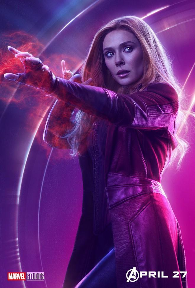 Marvel ra mắt loạt poster mới, khắc họa rõ nét chân dung những siêu anh hùng trong Avengers: Infinity War - Ảnh 18.