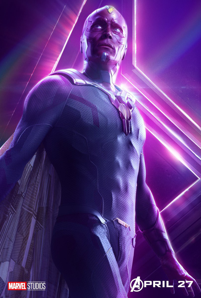 Marvel ra mắt loạt poster mới, khắc họa rõ nét chân dung những siêu anh hùng trong Avengers: Infinity War - Ảnh 19.