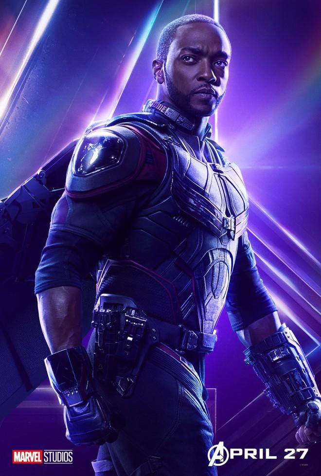 Marvel ra mắt loạt poster mới, khắc họa rõ nét chân dung những siêu anh hùng trong Avengers: Infinity War - Ảnh 21.