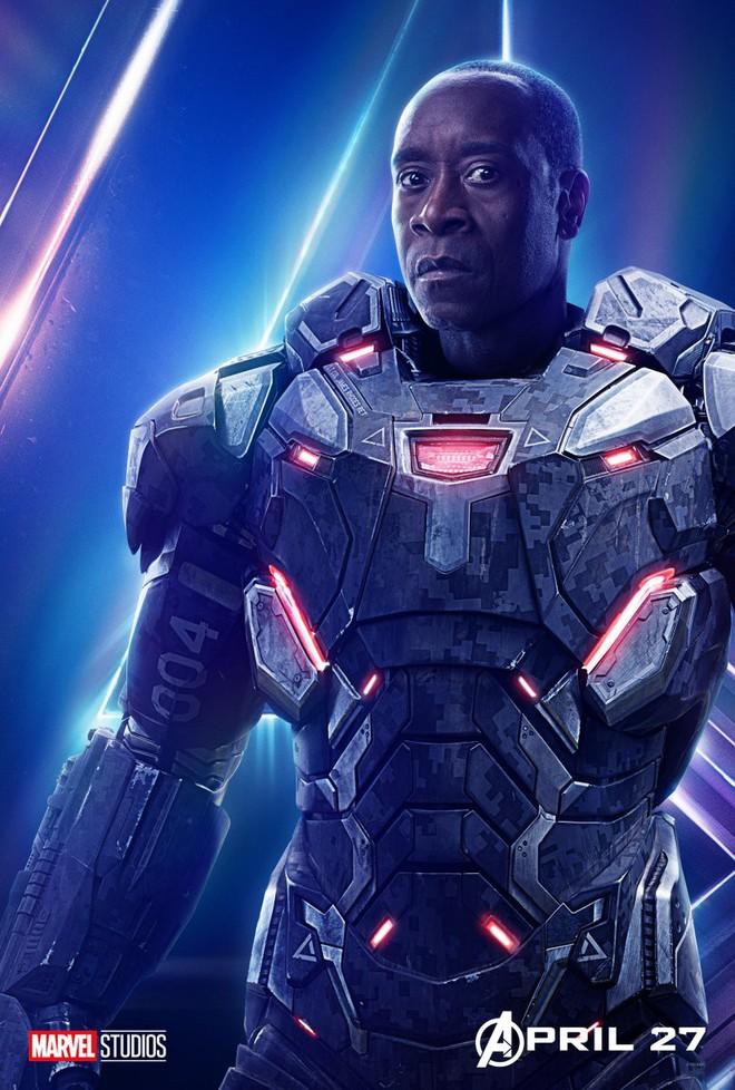 Marvel ra mắt loạt poster mới, khắc họa rõ nét chân dung những siêu anh hùng trong Avengers: Infinity War - Ảnh 22.