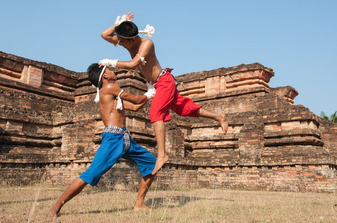 Những sự thật rất ít người biết về Muay Thái - môn võ thực chiến hùng mạnh của xứ sở Chùa Vàng - Ảnh 1.