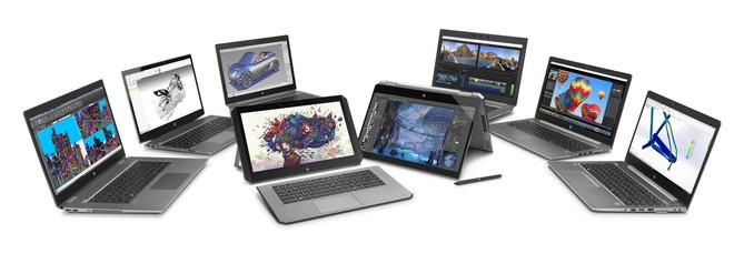 HP cập nhật dòng laptop workstations ZBook với chip Intel thế hệ thứ 8 và card đồ họa NVIDIA Quadro - Ảnh 1.
