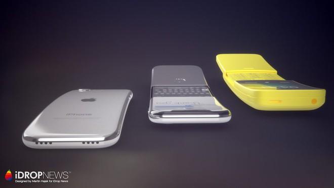 Ấn tượng với concept iPhone theo phong cách quả chuối - Ảnh 3.