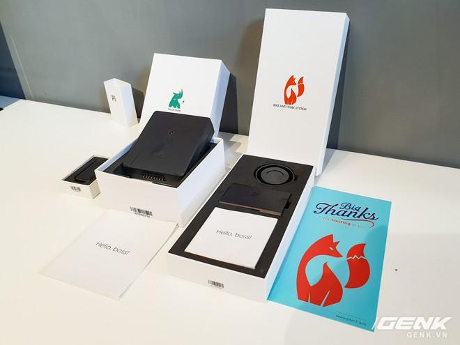 Startup công nghệ Pitech giới thiệu bộ điều khiển cửa cuốn thông minh Rhino giá 2,4 triệu đồng - Ảnh 1.