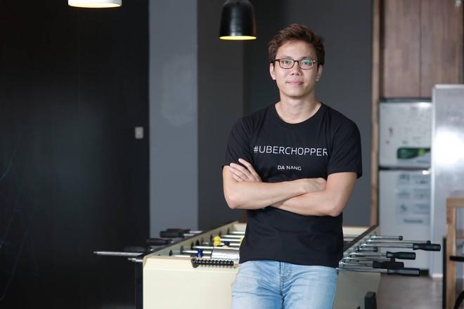 Chia sẻ của cựu CEO Uber Việt Nam trong ngày cuối của Uber: Chẳng có gì là trường tồn, chỉ có lòng tốt là ở lại - Ảnh 1.