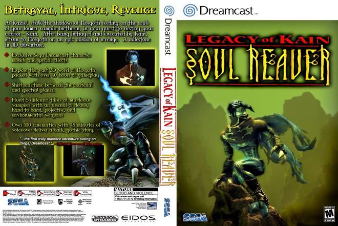 Ra mắt gần 20 năm trước, Intro của The Legacy of Kain: Soul Reaver vẫn khiến game thủ nổi da gà vì quá hay - Ảnh 1.