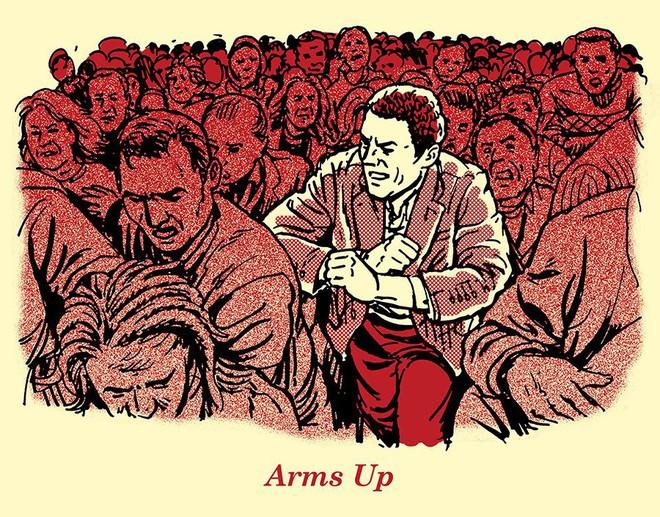 Làm thế nào để sống sót trong đám đông hỗn loạn, chỉ trực dẫm đạp lên nhau để thoát thân? - Ảnh 3.