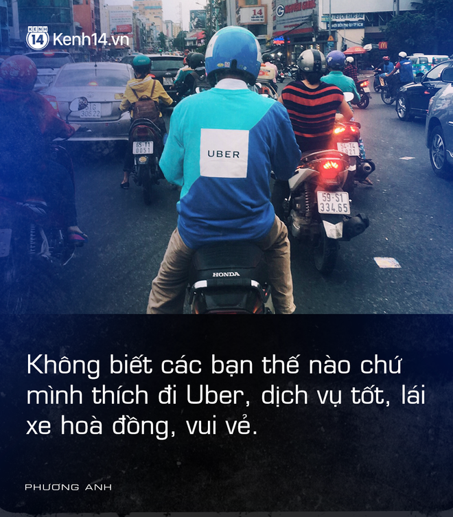 Chia sẻ của cựu CEO Uber Việt Nam trong ngày cuối của Uber: Chẳng có gì là trường tồn, chỉ có lòng tốt là ở lại - Ảnh 7.