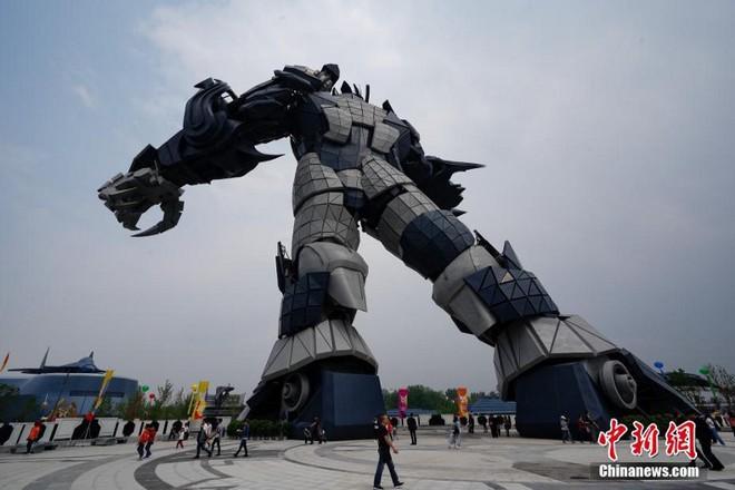 Công viên thực tế ảo 1,5 tỷ USD của Trung Quốc chính thức đi vào hoạt động - Ảnh 6.