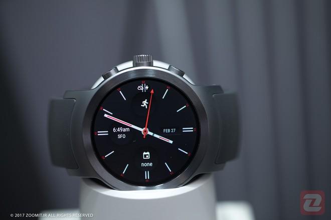 Smartwatch lai được đồn đại của LG có thể sẽ có cả màn hình cảm ứng và kim cơ khí - Ảnh 1.