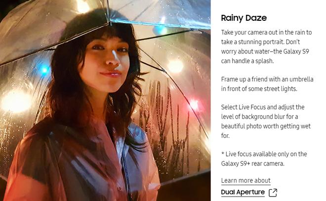 Chụp ảnh chuyên nghiệp để sống ảo với Galaxy S9 chưa bao giờ dễ dàng đến thế - Ảnh 3.